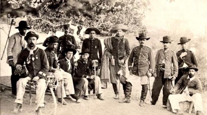 oficiais-do-28-batalhao-de-infantaria