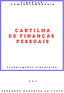 Cartilha de Finanças Pessoais